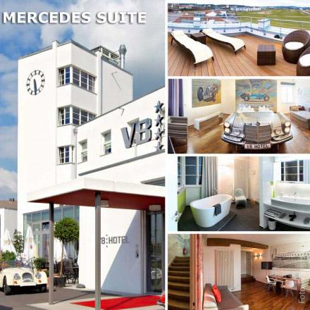 V8 Hotel Böblingen: Vier Sterne Superior-Themen- und Designhotel im automobilen Flair umgeben von teuersten Oldtimern und aktuellen Supercars.